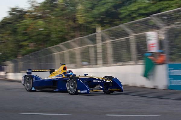 Формула E Буэми призвал Renault решить проблемы с машиной
