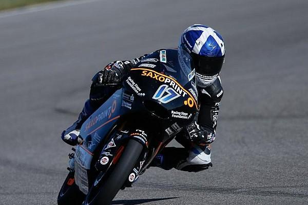 McPhee larga na frente em Valência; Oliveira é 4º e Kent 18º