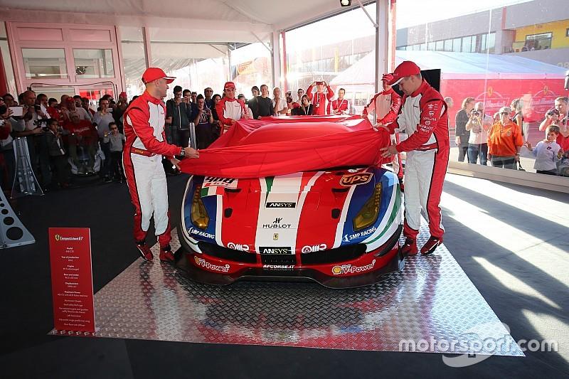 Video: The inside line on the all-new Ferrari 488 GTE