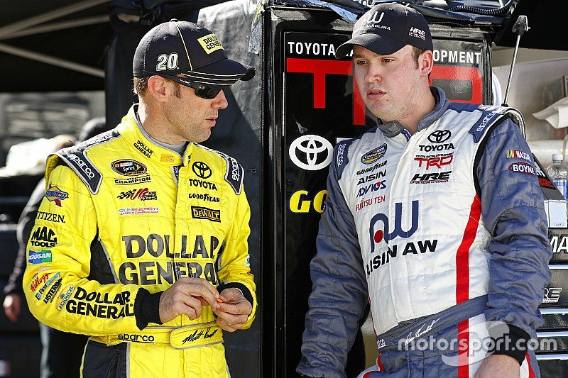 Kenseth to return at Phoenix — Ross that is...