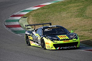Ferrari Race report Prinoth takes imperious win in Coppa Shell World Final