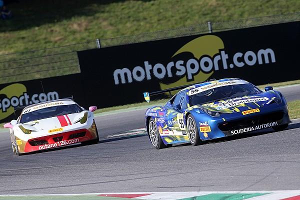 Santoponte vence en el Trofeo Pirelli World Final