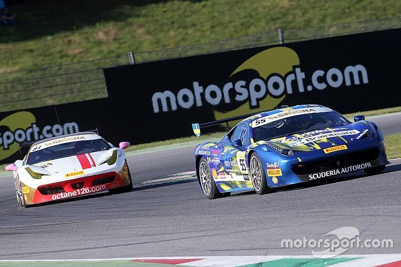 Após pressão, Santoponte vence Trofeo Pirelli World Final