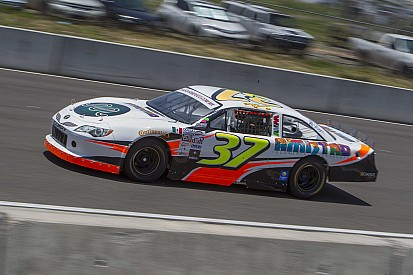 Listos los cuatro finalistas de NASCAR México
