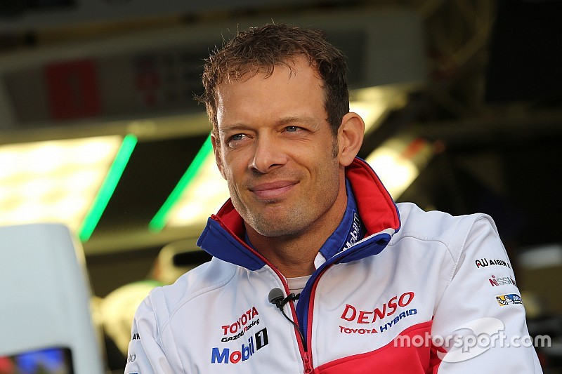 Alexander Wurz announces retirement from racing