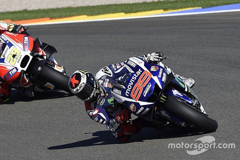 Valencia, Day 2, Ore 13: Lorenzo e la Yamaha in vetta
