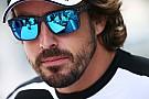 Alonso dice que ha quedado a deber en 2015