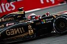 Grosjean quiere vencer a Toro Rosso en el final