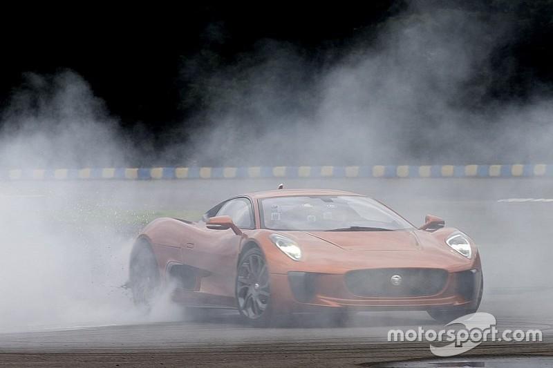 'Jaguar werkt aan elektrische SUV met looks van Bond-supercar'