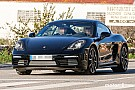 Porsche Cayman - Un léger restylage pour 2016