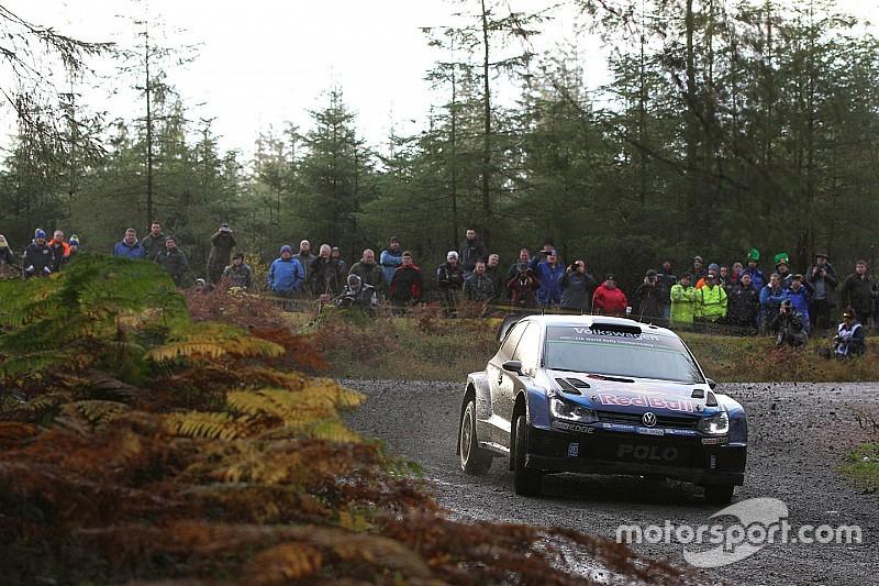 Wales WRC: Ogier maintains lead despite Meeke charge