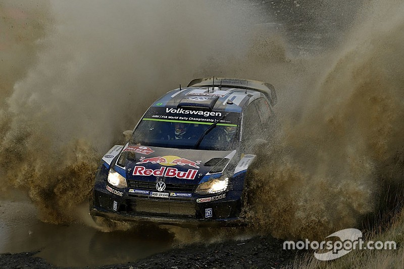 Galles, PS9: Andreas Mikkelsen sugli scudi