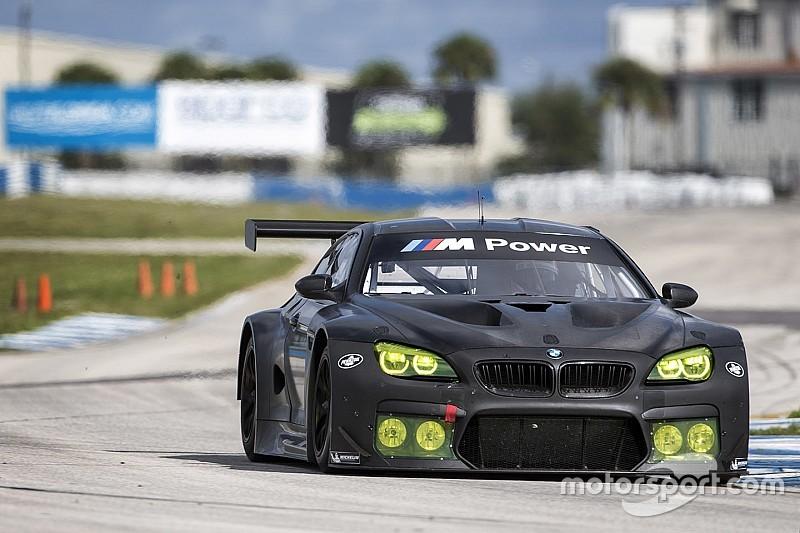 Foto's: nieuwe BMW M6 GTLM maakt Amerikaans debuut