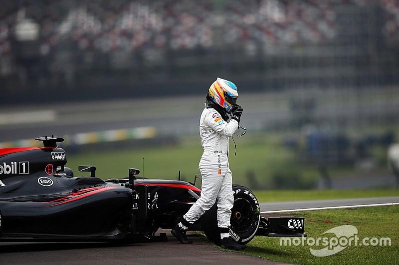 Fernando Alonso krijgt waarschijnlijk nieuwe motor