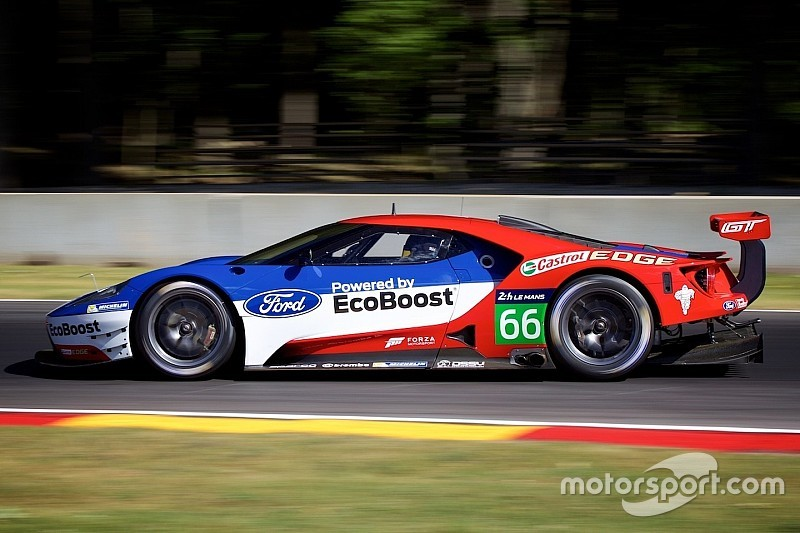 Ford GT driver lineup completed by CTSCC graduate