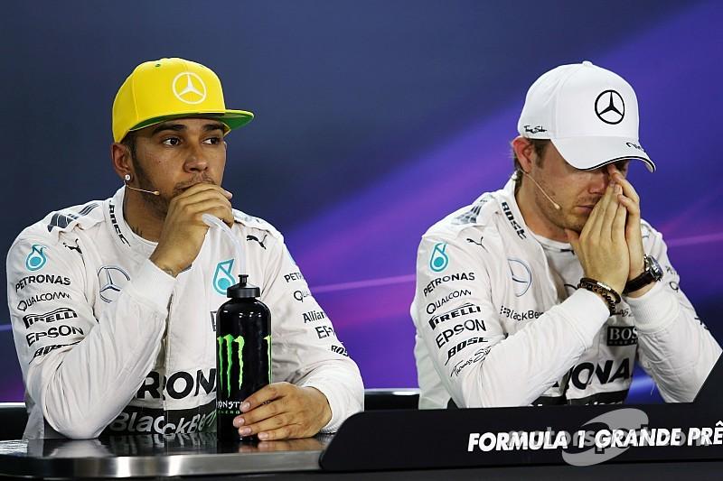 Вольф отрицает, что Mercedes пытается помочь Росбергу