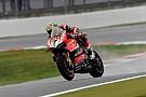 La nebbia non ha fermato i test Ducati ad Aragon