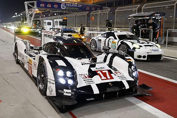 Гонщики Porsche выиграли последний поул сезона