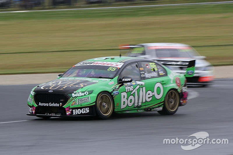 Phillip Island V8s: Reynolds tops final practice