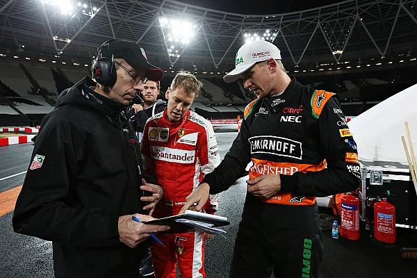 Nations Cup - Vettel et Hülkenberg s'inclinent face à Priaulx et Plato