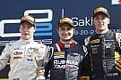 GP2 Bahrain: Mitch Evans siegt im Sprintrennen
