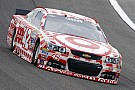Larson, Harvick top Saturday morning practice