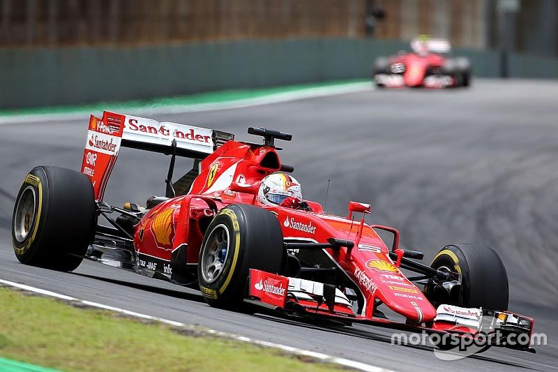 "Ferrari ""debe estar delante"" de Mercedes en 2016"