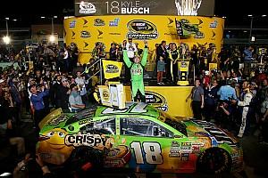 NASCAR Cup Ultime notizie Kyle Busch trionfa ad Homestead ed è campione!