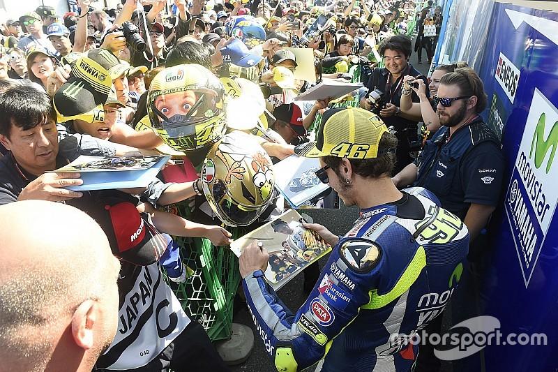 Lorenzo - Rossi aurait le pouvoir de faire changer les fans