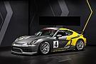 Porsche zeigt neuen Cayman GT4 für den Einsatz in der VLN
