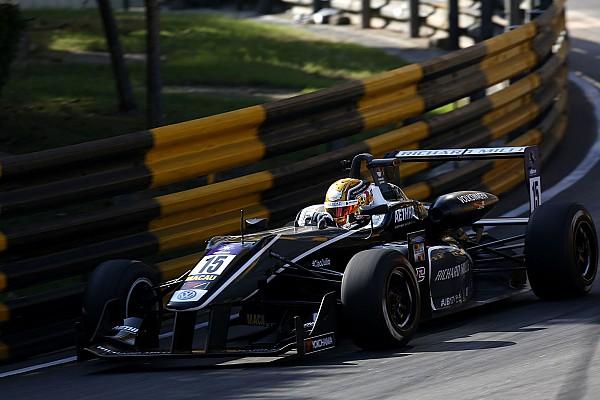 Leclerc, 2e à Macao -