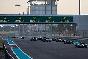Formule 1 Actualités GP d'Abu Dhabi - Le programme TV du week-end