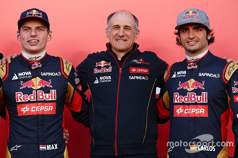 Franz Tost: 'Een coureur is nooit te jong'