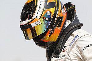 Super Formula Testing report Engine trouble hampers Vandoorne's debut Super Formula test