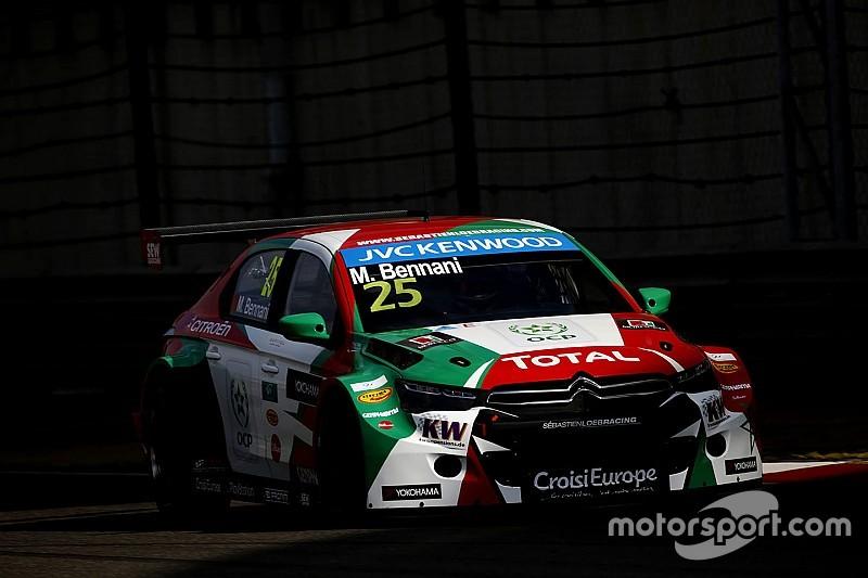 Sebastien Loeb Racing conservará a Bennani y podría ampliarse a tres coches