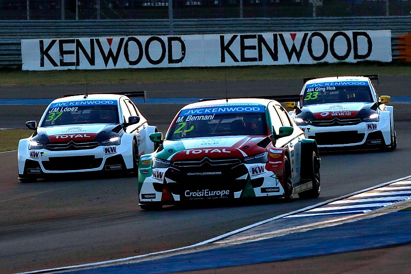 Trois Citroën pour le Loeb Racing en 2016, Bennani reconduit