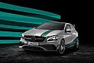 Mercedes fête ses deux titres en F1 avec une A45 édition spéciale