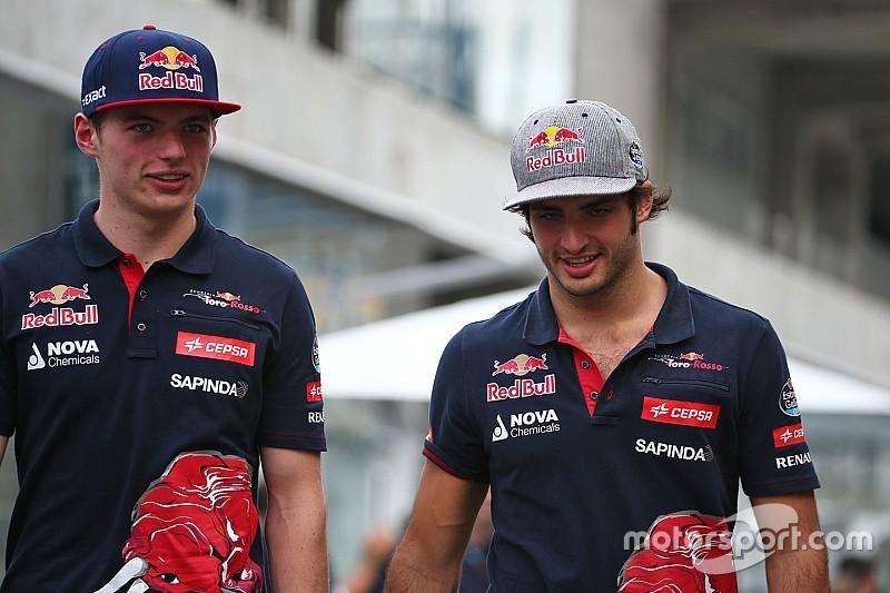 Sainz bevestigt: Toro Rosso met Ferrari-motoren in 2016