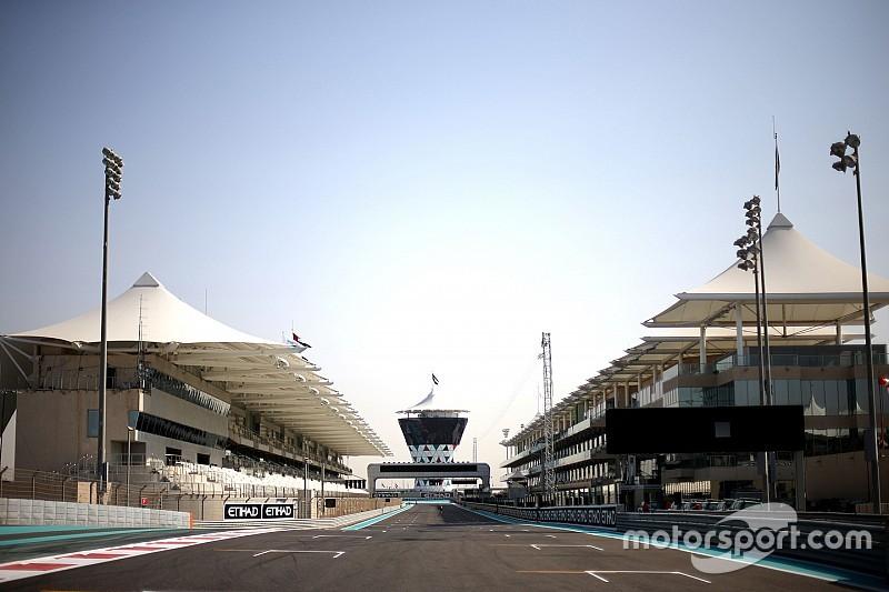 Se anunciaron los pilotos para la prueba de Pirelli en Abu Dhabi