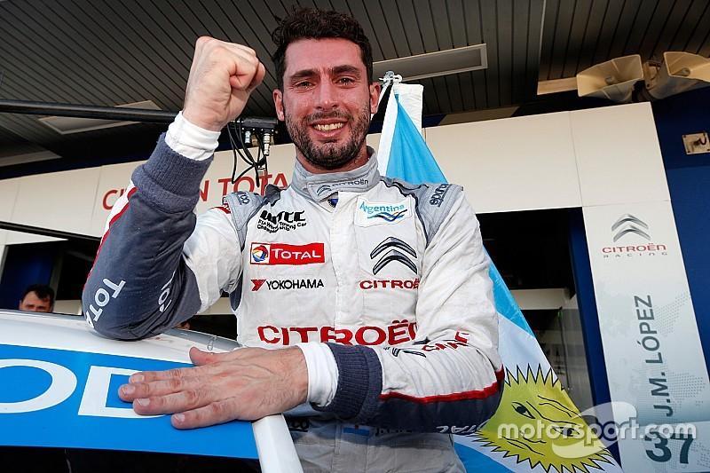 Лопес выиграл последнюю квалификацию сезона