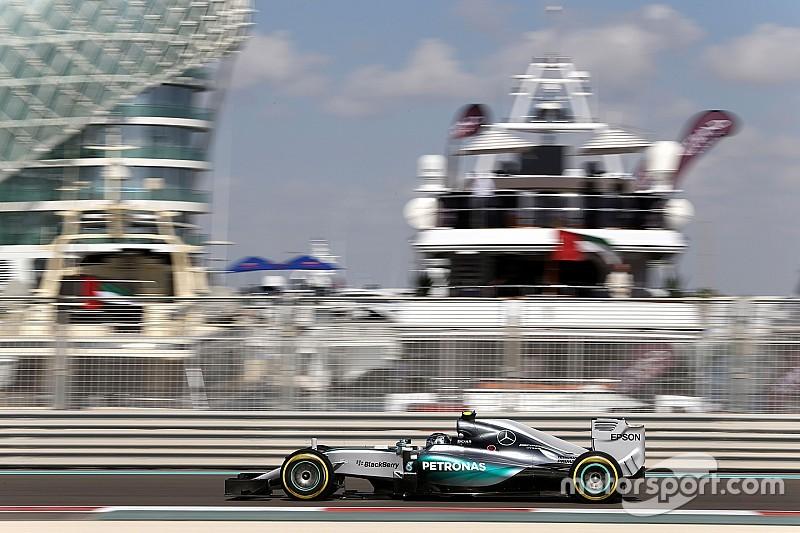 """Rosberg doute de ses chances avec son """"vieux moteur"""""""