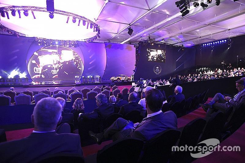 В Москве наградили лучших гонщиков страны