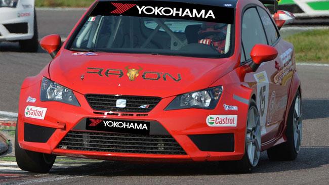 24 Ore di Adria: super equipaggio per la Raton Racing