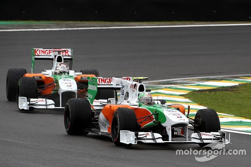 Photos - Force India, 150 GP et 6 pilotes depuis 2008