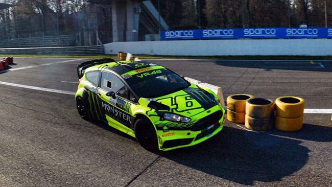 Monza Rally Show, PS3: vince Neuville, Rossi in vetta!