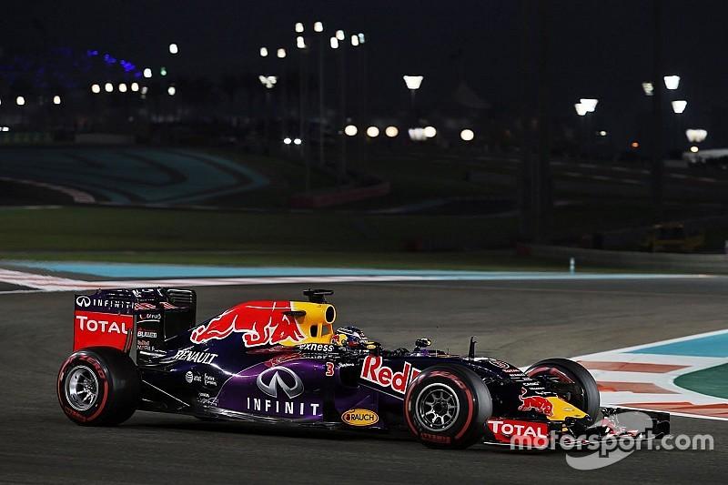 Daniel Ricciardo, cinquième et satisfait à Abu Dhabi