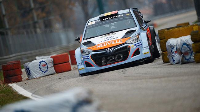Monza Rally Show, PS8: Neuville apre alla grande