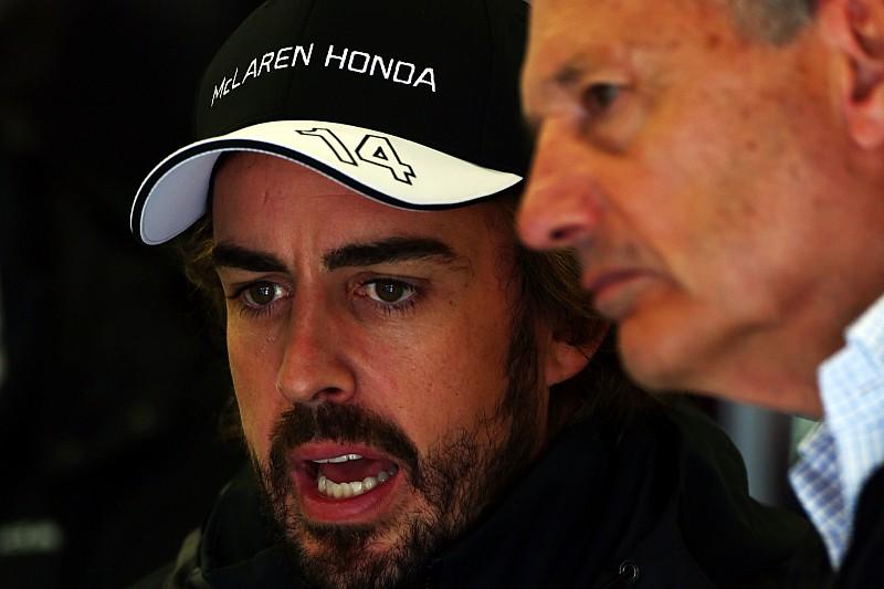 """Alonso gesteht: """"Verrückte"""" Idee eines Sabbatical wurde mit Dennis besprochen"""