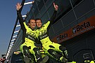 Rallye MotoGP-Superstar Valentino Rossi gewinnt Rally-Show in Monza