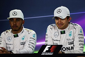 Formula 1 Breaking news Wolff: Driver tension may force line-up change